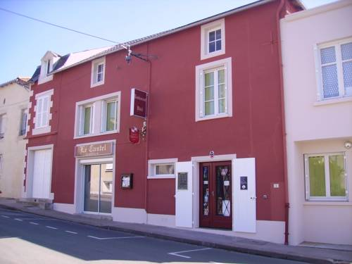 Le Castel : Hotel near Romagne