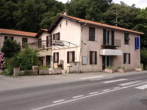 Hostellerie du loup : Hotel near Villeneuve-Loubet