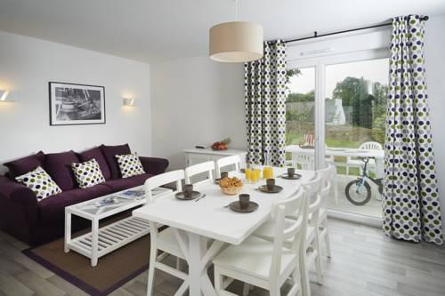 Résidence Néméa Le Domaine de la Baie : Guest accommodation near Beuzec-Cap-Sizun