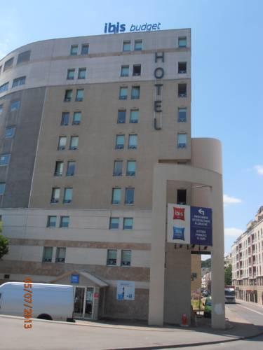 ibis budget Lyon Palais Des Congrès : Hotel near Caluire-et-Cuire