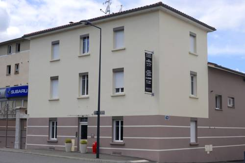 A la Suite du Jardin de l'Isle : Apartment near Vienne