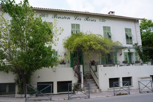 Les Roses : Guest accommodation near Tourette-du-Château