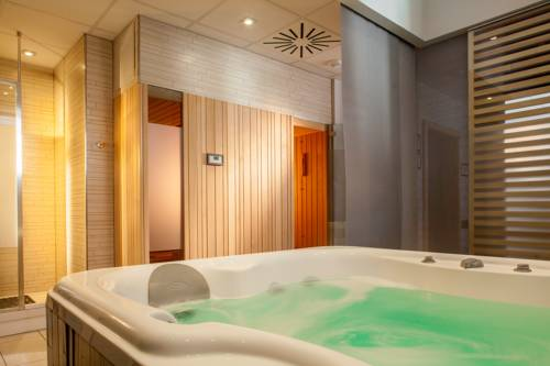 Hôtel et Spa La Villa K : Hotel near Rosenau