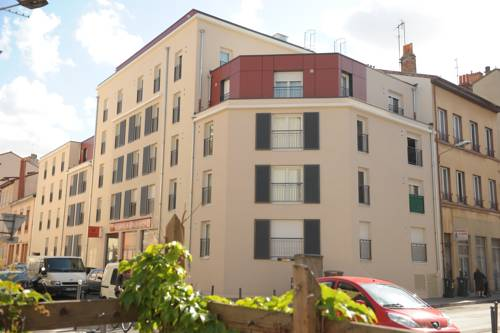 Cap Campus : Guest accommodation near Villeurbanne