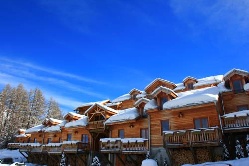 Résidence Les Logis d'Orres : Guest accommodation near Les Orres