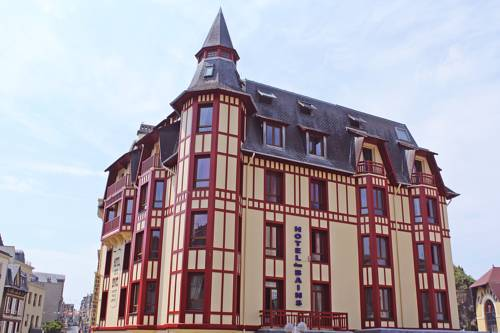 Hotel Des Bains : Hotel near Granville