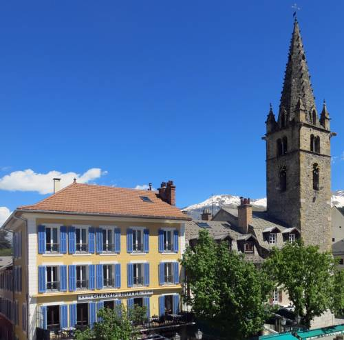 Le Grand Hotel : Hotel near Barcelonnette