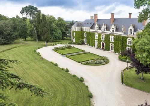 Château de l'Epinay : Hotel near Chalonnes-sur-Loire
