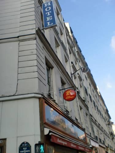 Hôtel Des Fontaines : Hotel near Paris 3e Arrondissement