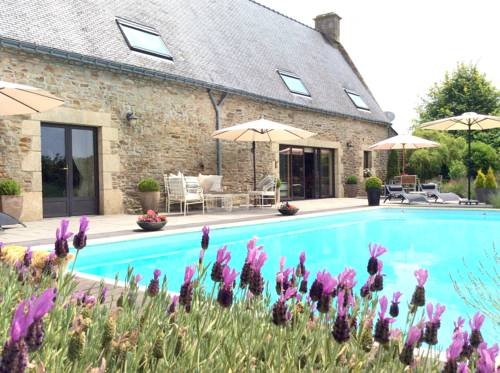 La Longère Luxury B&B in Southern Brittany : Bed and Breakfast near Languidic