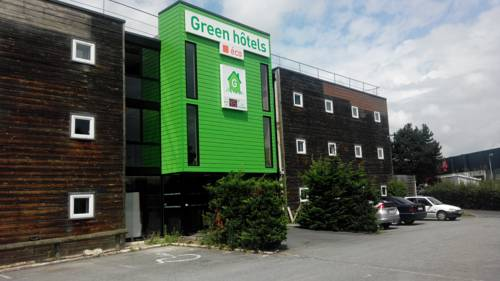 Green Hotels Fleury Merogis : Hotel near Sainte-Geneviève-des-Bois