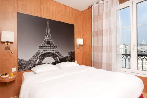 Best Western Ronceray Opéra : Hotel near Paris 9e Arrondissement
