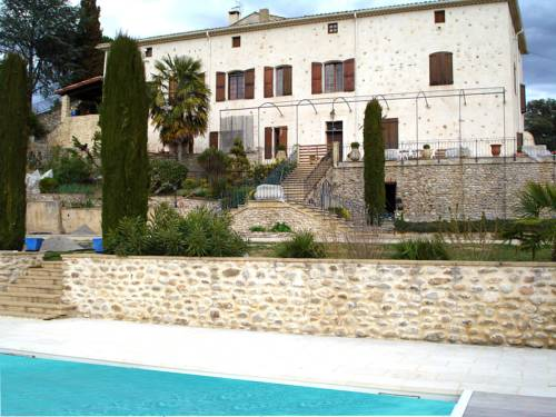 La Grande Bastide : Guest accommodation near Peyruis