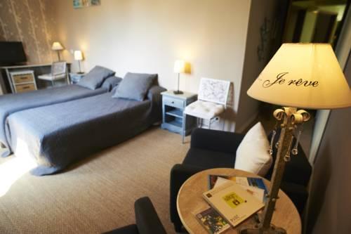 L'Orée Des Bois : Hotel near Allonnes