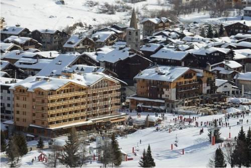 Le Yule Hotel & Spa : Hotel near Val-d'Isère