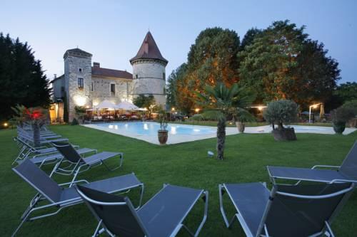 Château Chapeau Cornu : Hotel near Arandon