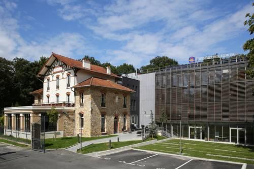 Best Western Plus Paris Meudon Ermitage : Hotel near Chaville