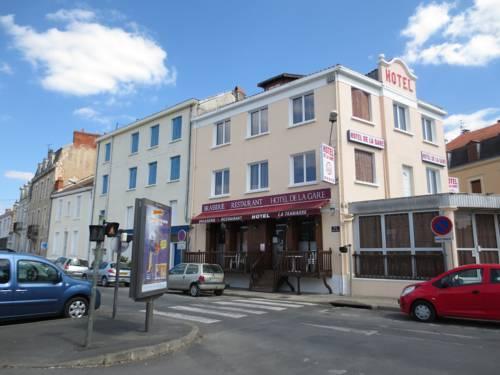 Hôtel de la Gare : Hotel near Coulounieix-Chamiers