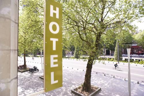 Logis Hôtel Duquesne : Hotel near Pays de la Loire