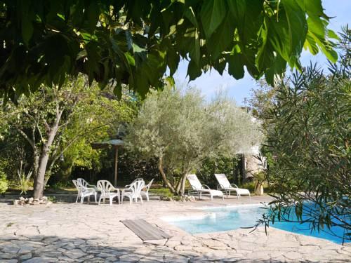 Le Mazet : Apartment near Aumelas