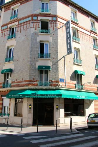 Hotel De Paris : Hotel near Hauts-de-Seine