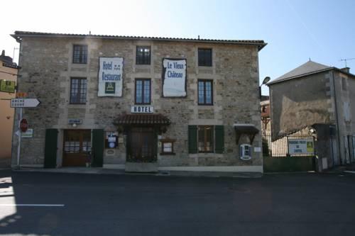 Le Vieux Château : Hotel near Romagne