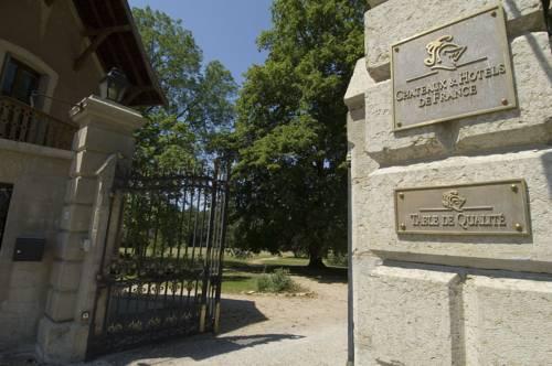Domaine des Séquoias - Chateaux et Hotels Collection : Hotel near Badinières