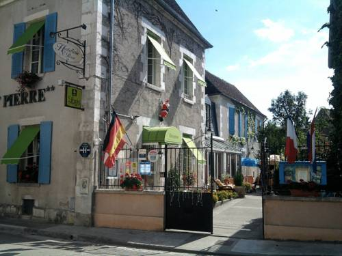 Hostellerie Saint Pierre : Hotel near Lucy-sur-Cure