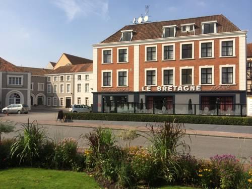 Hôtel le Bretagne : Hotel near Pas-de-Calais