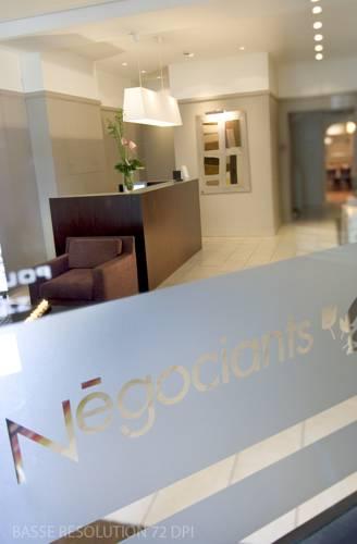 Hotel Les Negociants : Hotel near Guilherand-Granges