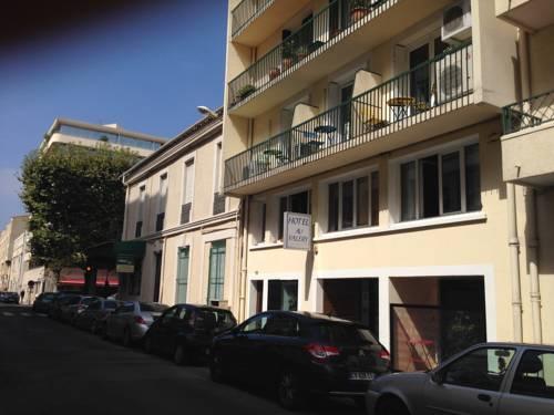 Au Valéry : Hotel near Sète