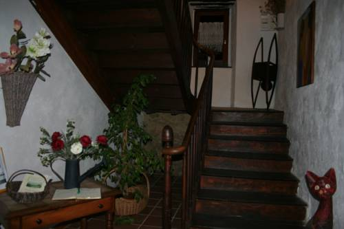 B&B La Ferme D'Enjean : Bed and Breakfast near Masseube