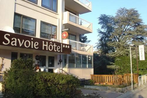 Savoie Hotel : Hotel near Pougny