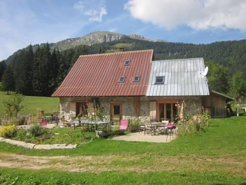 Holiday home Au Gras-Souillet : Guest accommodation near Saint-Pierre-d'Entremont