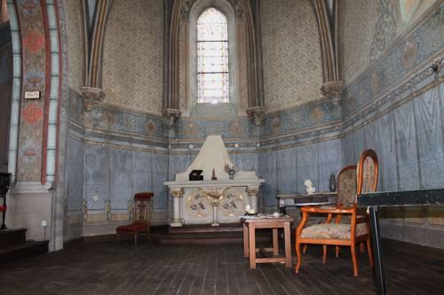 Chapelle des Ursulines : Guest accommodation near Arblade-le-Bas