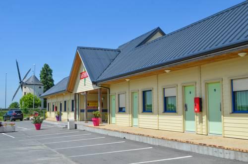 Fasthotel Orléans Nord Artenay : Hotel near Bazoches-les-Gallerandes