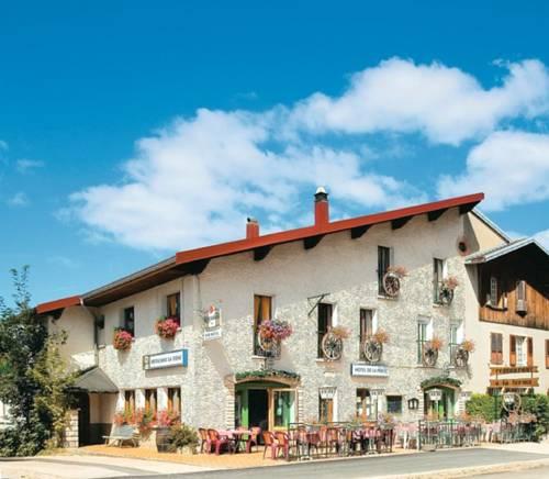 Hôtel de la Poste : Hotel near Montperreux
