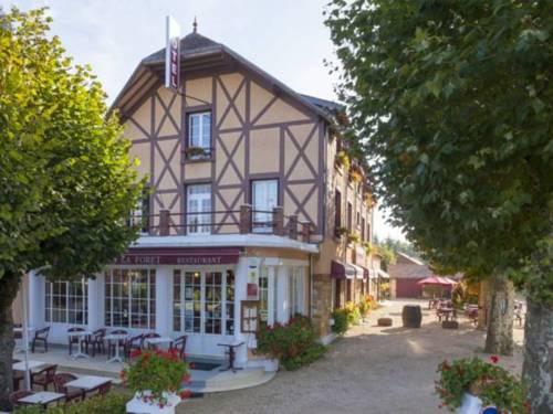 Le Chalet de la Foret : Hotel near Vierzon