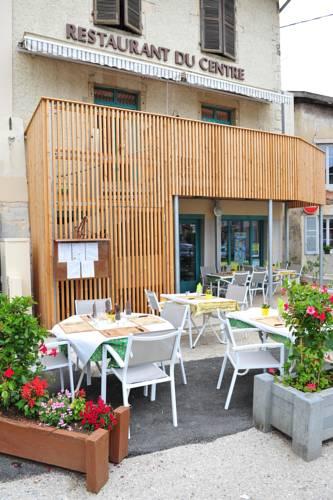 Hotel Restaurant du Centre : Hotel near Saint-Jean-le-Vieux