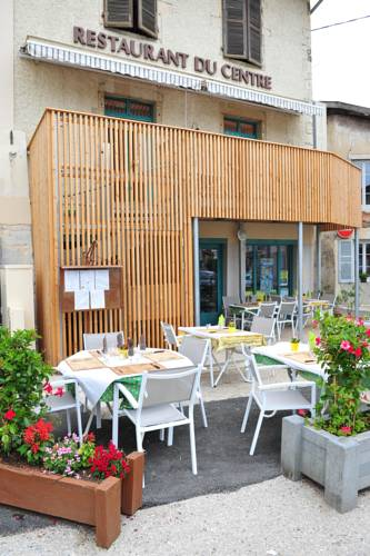 Hotel Restaurant du Centre : Hotel near Ceignes