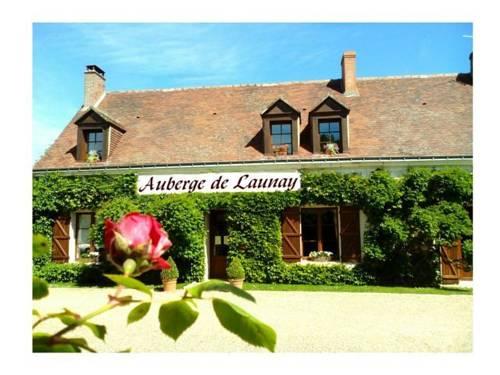 Auberge De Launay : Hotel near Cangey