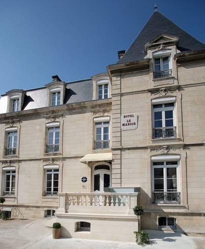 Hôtel Le Manoir : Hotel near La Rochelle