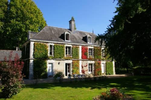 Hostellerie du Château de l'Isle : Hotel near Bléré