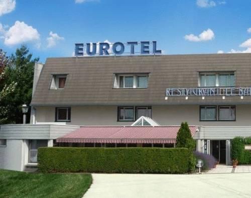 Eurotel : Hotel near Mollans