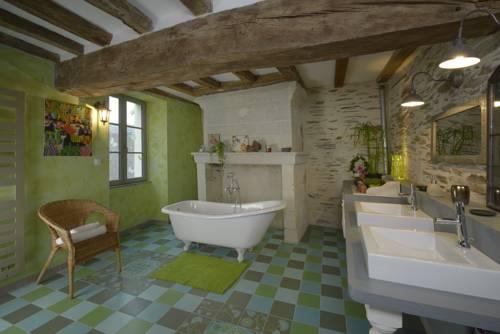 Les Gîtes des Dames de Loire : Guest accommodation near Les Ponts-de-Cé