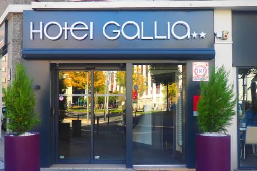 Grenoble map of grenoble 38000 or 38100 france for Hotel design grenoble