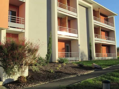City Lodge Appart Hôtel Niort : Guest accommodation near Niort