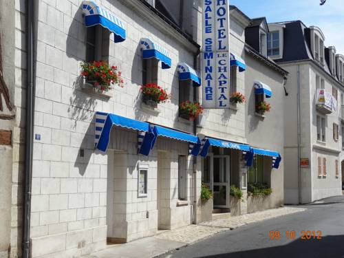 Hotel Chaptal : Hotel near Saint-Martin-le-Beau