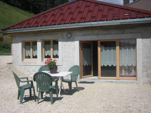 La Michaille : Guest accommodation near Mijoux