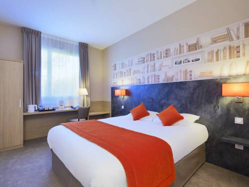 Kyriad Angers Ouest Beaucouzé : Hotel near Bouchemaine